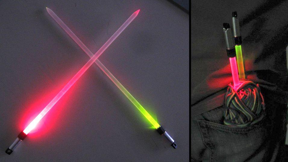 Strikkepinner for Star Wars-fans