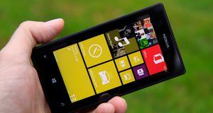 Hver tredje WP8-mobil er enNokia 520