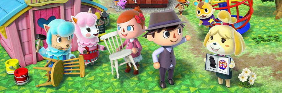 ANMELDELSE: Animal Crossing: New Leaf