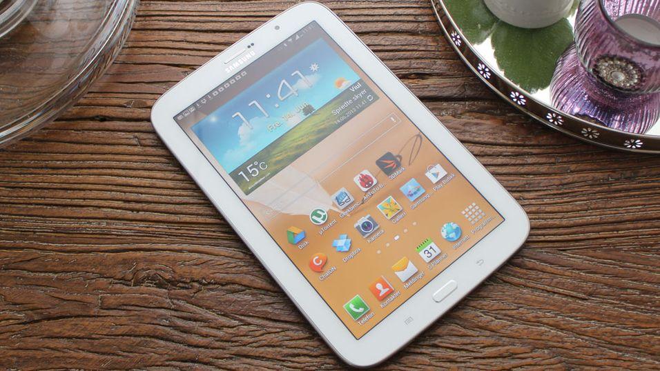 TEST: Samsung Galaxy Note 8.0