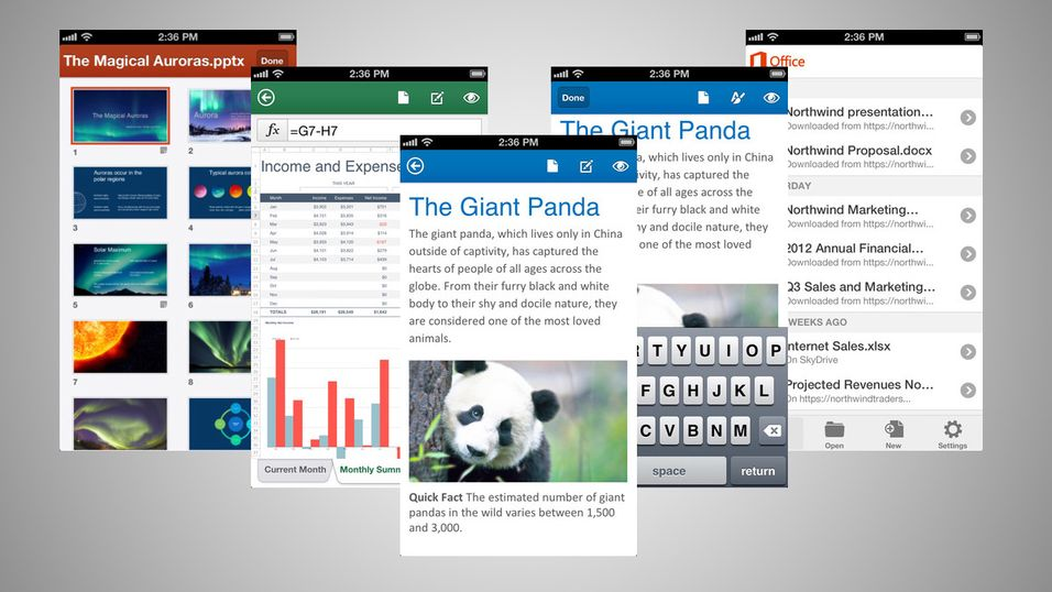 Office 365 lanseres til iPhone og iPad