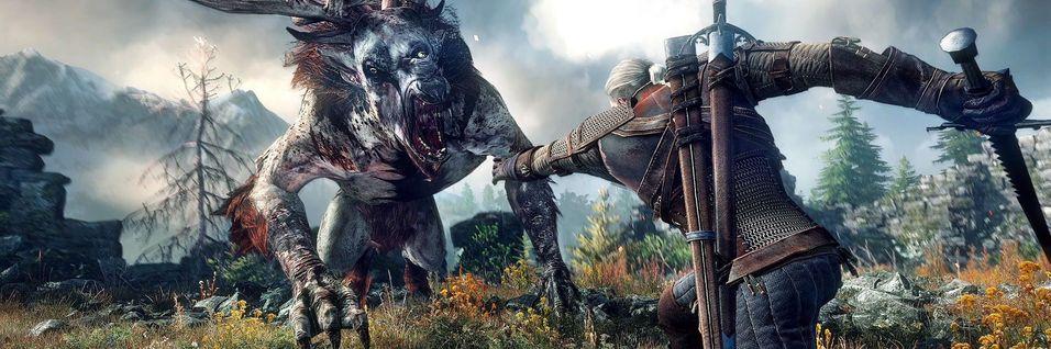 SNIKTITT: The Witcher 3: Wild Hunt