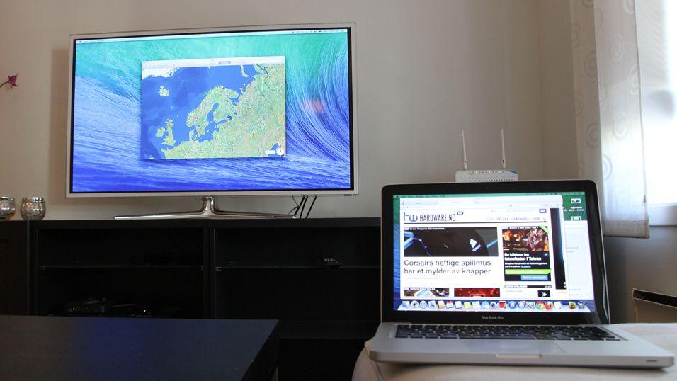 Apples kommende operativsystem, OS X Mavericks, får en ny funksjon for deg med flere skjermer.