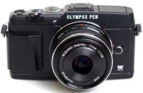 Olympus har høye forventninger til E-P5.