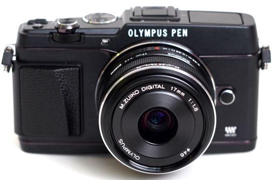 Olympus E-P5.