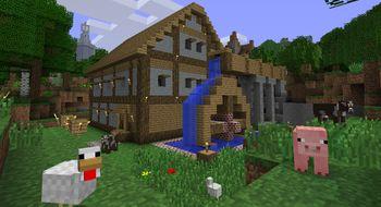 Din Minecraft-verden kan kanskje overføres til Xbox One