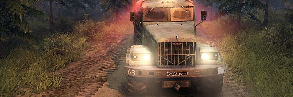 Alt klart for terrengkjøring med Spintires