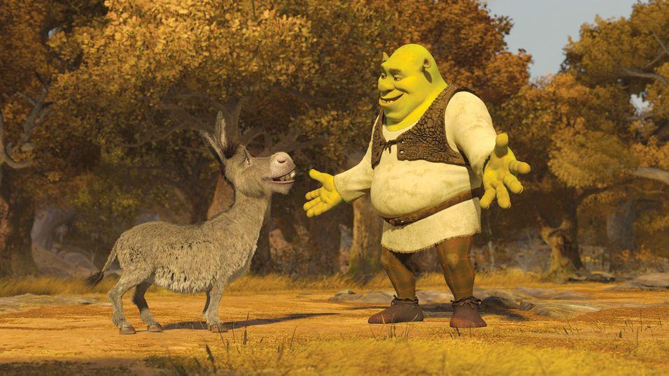 Snart får du DreamWorks-favorittene dine på Netflix