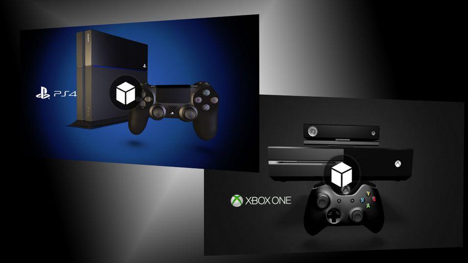 Nå kan du utforske PS4 og Xbox One i 3D
