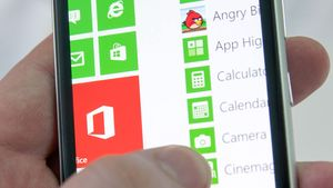 Windows Phone øker på det europeiske markedet