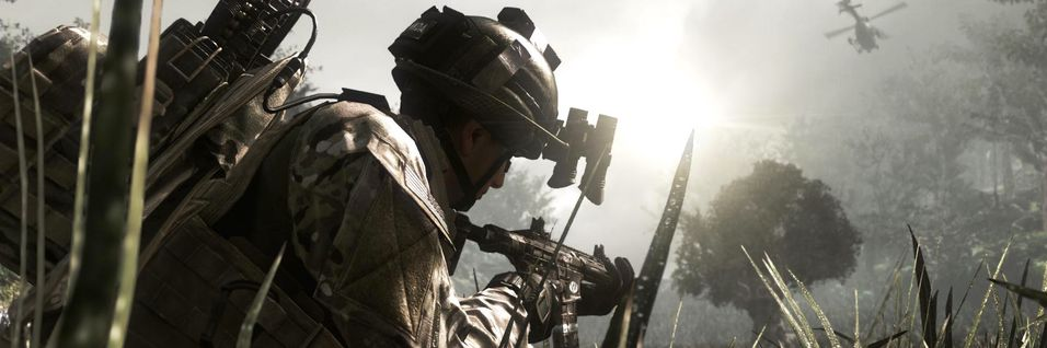 SNIKTITT: Call of Duty: Ghosts