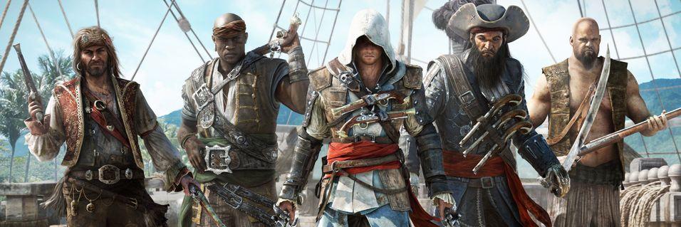 SNIKTITT: Assassin's Creed IV: Black Flag