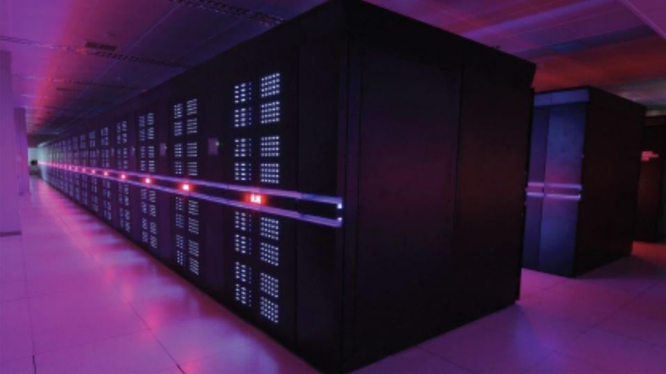 Nå har Kina verdens raskeste supercomputer