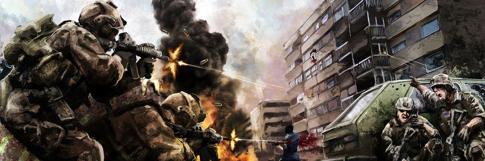 SOCOM-veteran vil lage nytt taktisk skytespill