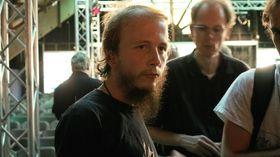 Gottfrid Svartholm fra noen år tilbake.