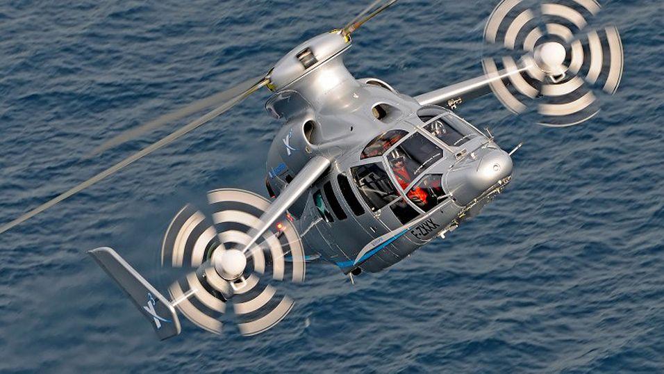Her er verdens raskeste helikopter