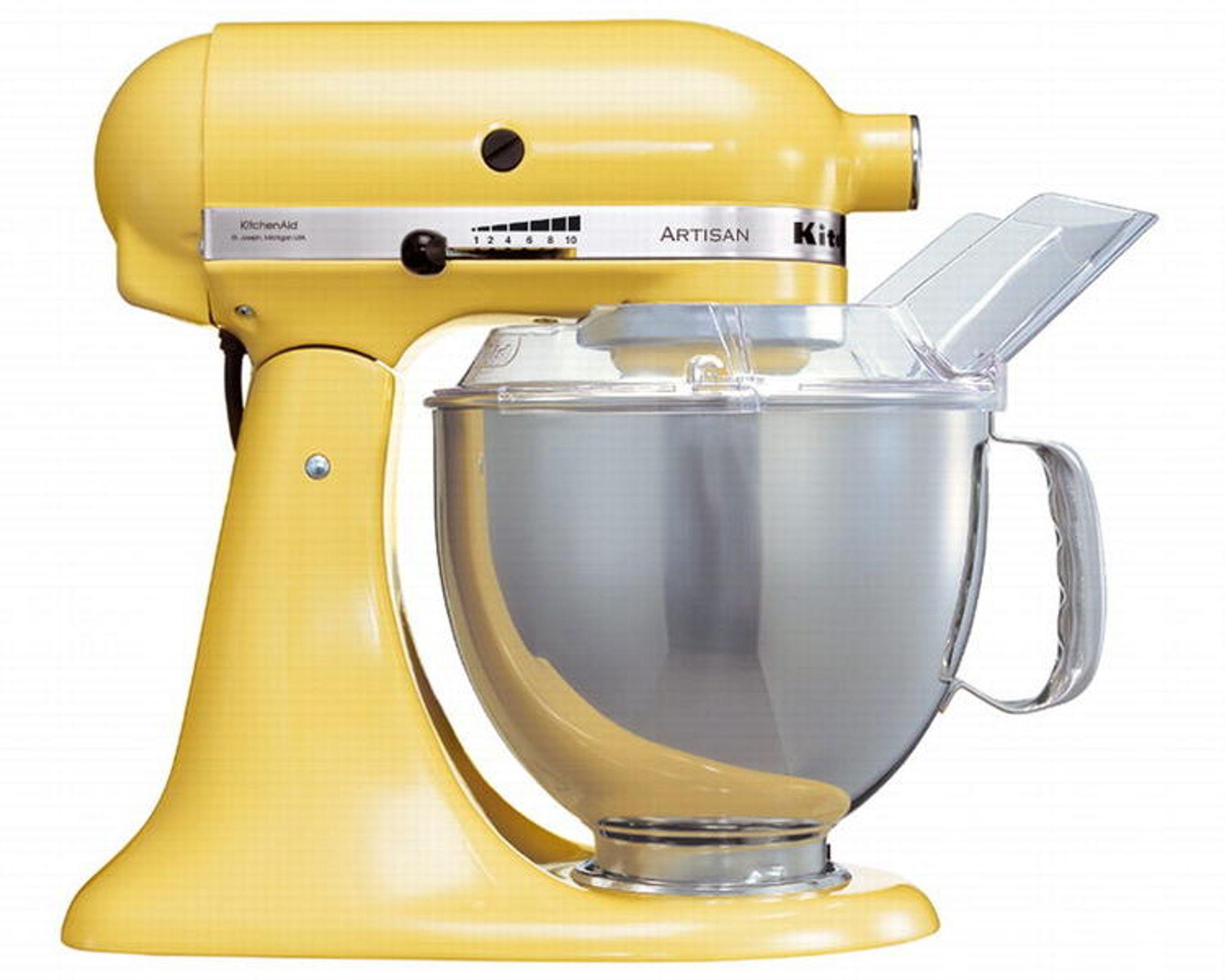 KitchenAid Artisan 5KSM150 - Priser, tester og tilbud - Kjøkkenmaskin - Prisguide.no