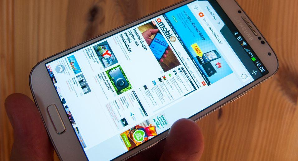 Dolphin er en av de mest populære nettleserne for Android-plattformen.