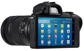 Galaxy Camera NX.