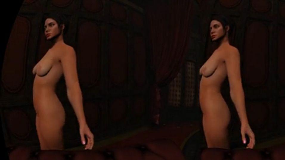 Oculus Rift får sitt første pornospill