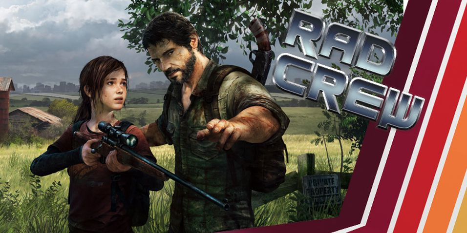 – The Last of Us minner oss om Half-Life 2