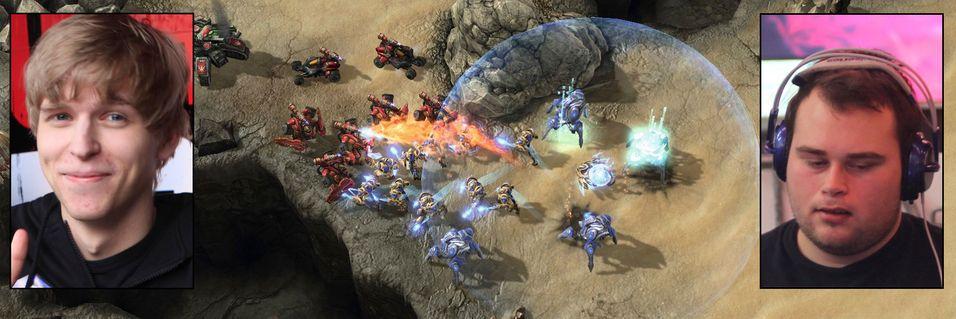 E-SPORT: StarCraft II-turneringen HomeStory Cup VII er i gang