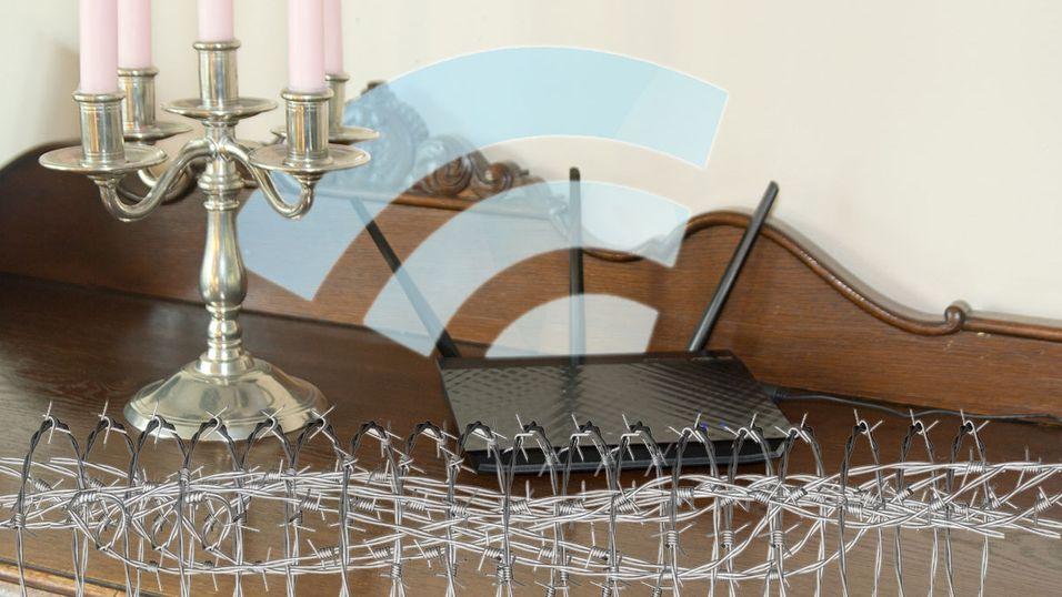 GUIDE: Det er skremmende lett å cracke trådløse nett