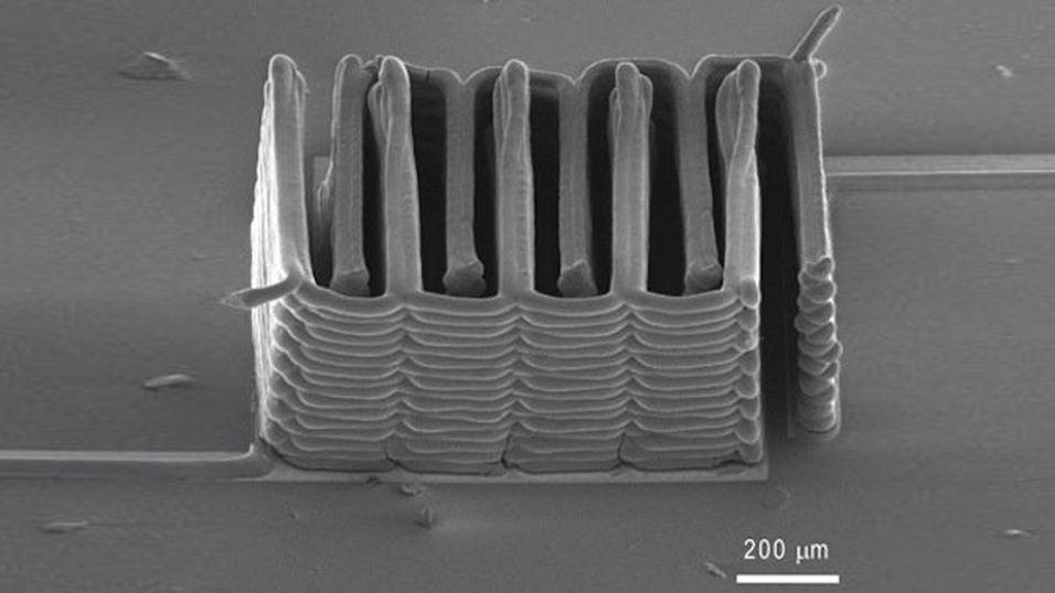 Batteri på størrelse med et sandkorn