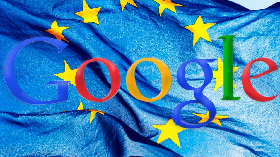 Europa truer Google med store bøter