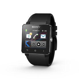 Sony lanserte også et nytt Smartwatch-produkt. Klokken kobles til mobilen med NFC og Bluetooth, den er vanntett og har en batteritid på mellom tre og fem dager. Den kommuniserer med en egen app på teleofnen, og har i tillegg mange egne apper du kan installere på selve klokken.