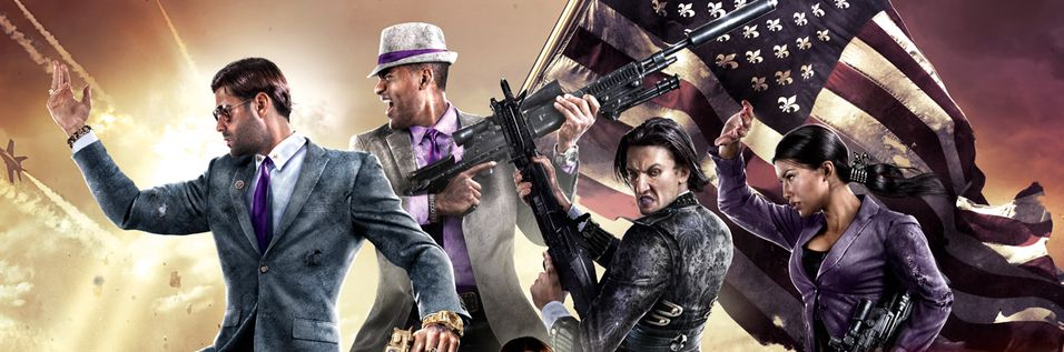 Saints Row IV blir for drøyt for Australia