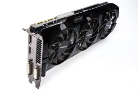 Gigabyte GeForce GTX 780 Windforce 3X 4 GB.