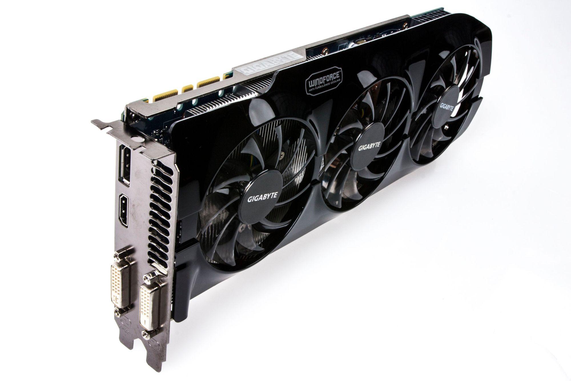 Samletest Geforce Gtx 760 Ti Gigabyte Windforce