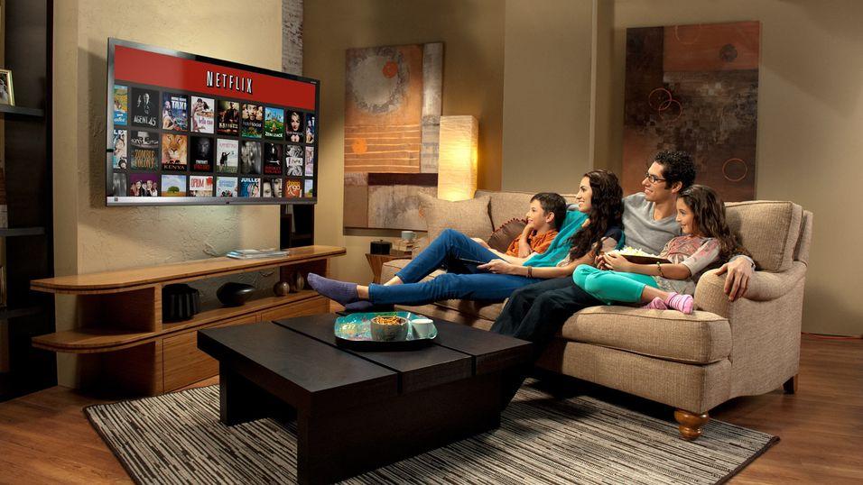 Netflix får flere store og kjente TV-serier