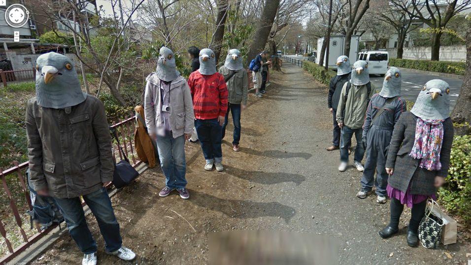 Sånn gikk det da Street View kom til Japan