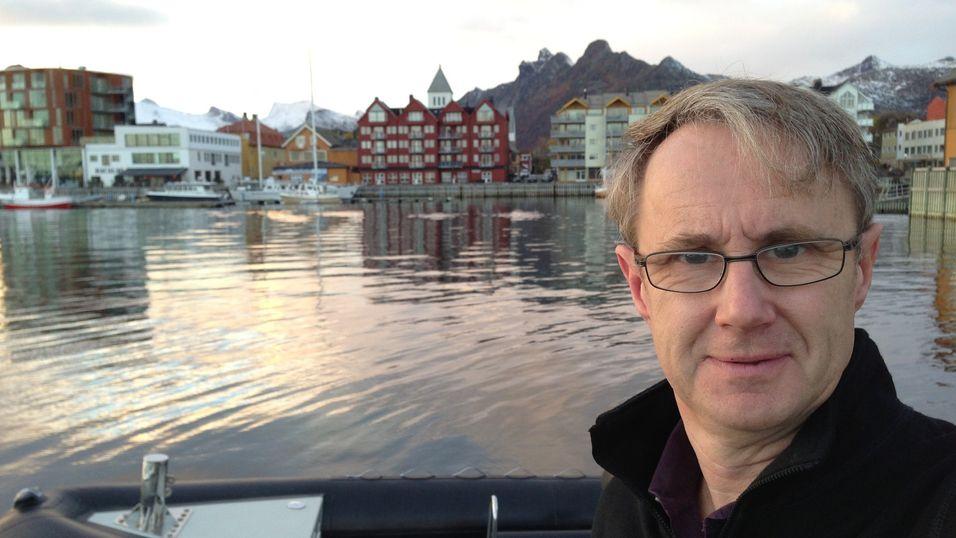 Dekningsdirektør Bjørn Amundsen i Telenor irriterer seg over konkurrentens bruk av tester i markedsføringen.