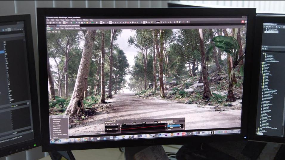 Se hvor rå PC-grafikken kan bli til høsten