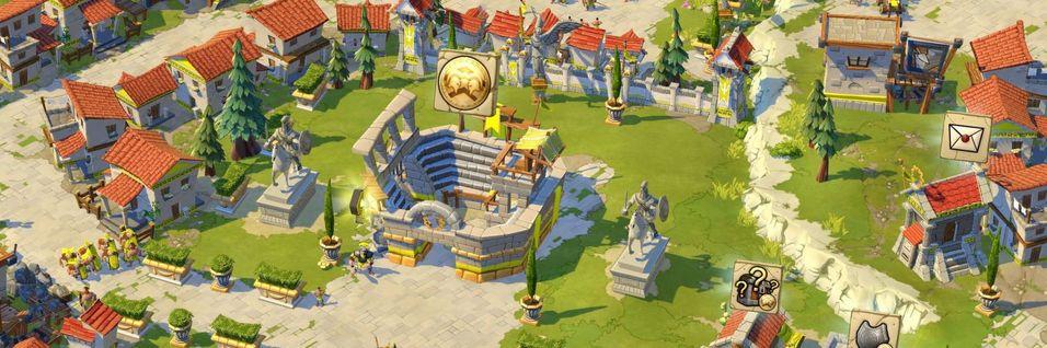 Age of Empires får mobilversjon