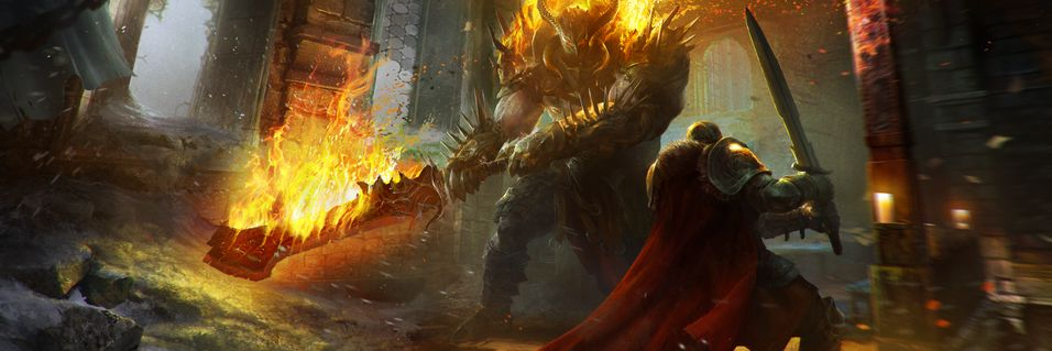SNIKTITT: Lords of the Fallen