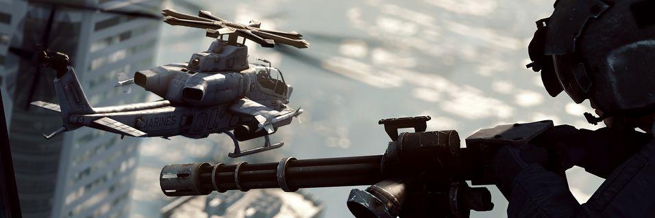 EA sendte ut feilaktige alfa-invitasjoner for Battlefield 4