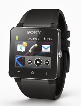 Sony SmartWatch 2.