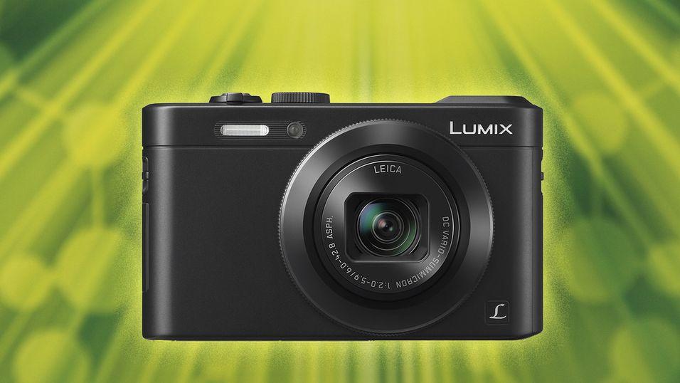 KONKURRANSE: Vant du kamera fra Panasonic?