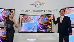 Samsung: OLED er ikke en del av vår TV-fremtid