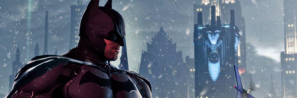 SNIKTITT: Batman: Arkham Origins