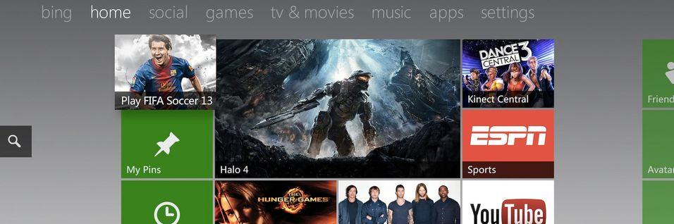 Utviklere slipper å betale for å oppdatere Xbox 360-spill
