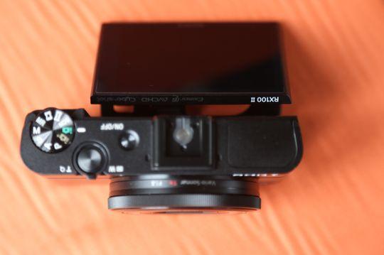 Sony Cyber-shot DSC-RX100MK2 ovenifra.