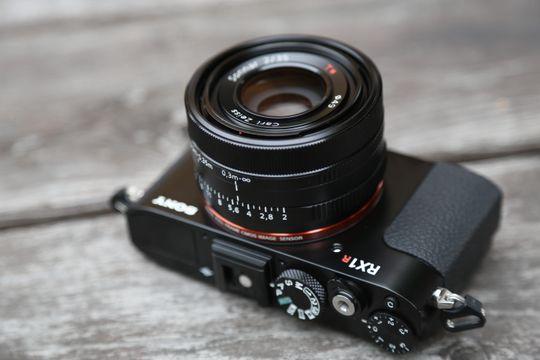 Sony Cyber-shot DSC-RX1R.