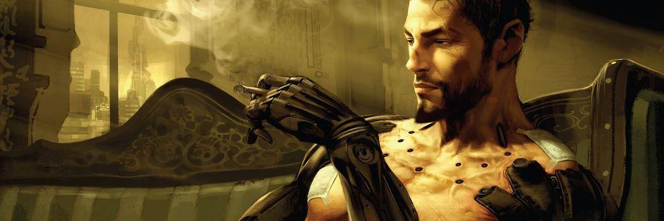 SNIKTITT: Deus Ex: Human Revolution: Director's Cut