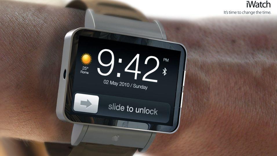 Apple går for iWatch