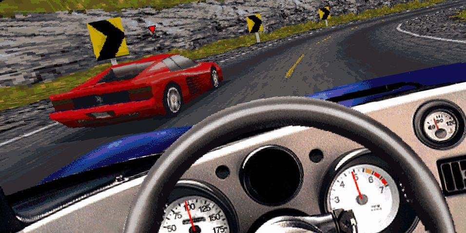 Podkast: Vi minnes de første Need for Speed-spillene